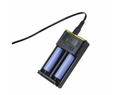 Battery Charger NiteCore Intellicharge i2