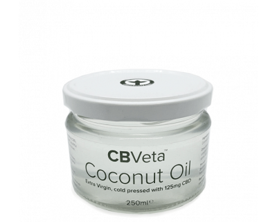 CBVeta coconut oil (CBDirective)