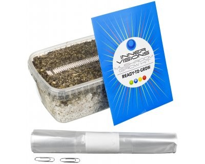 "Kit de culture de champignons ""Ready-To-Grow"""