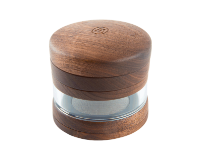 Grinder en bois de noyer Marley Natural (grand)